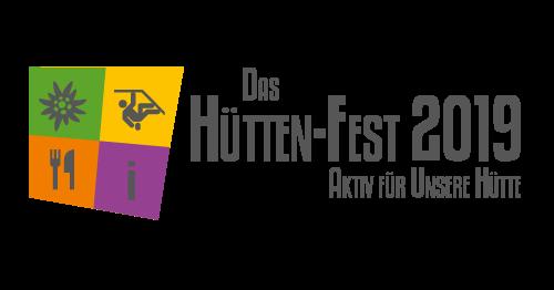 Logo Hütten-Fest 2019